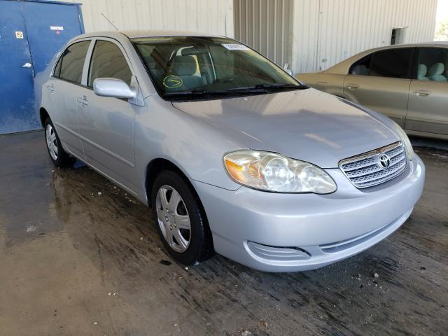 Salvage cars for sale from Copart Homestead, FL: 2008 Toyota Corolla CE