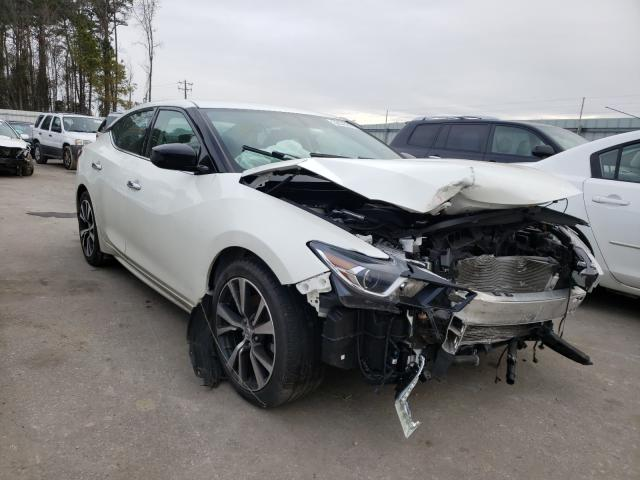 2017 NISSAN MAXIMA 3.5 - Left Front View
