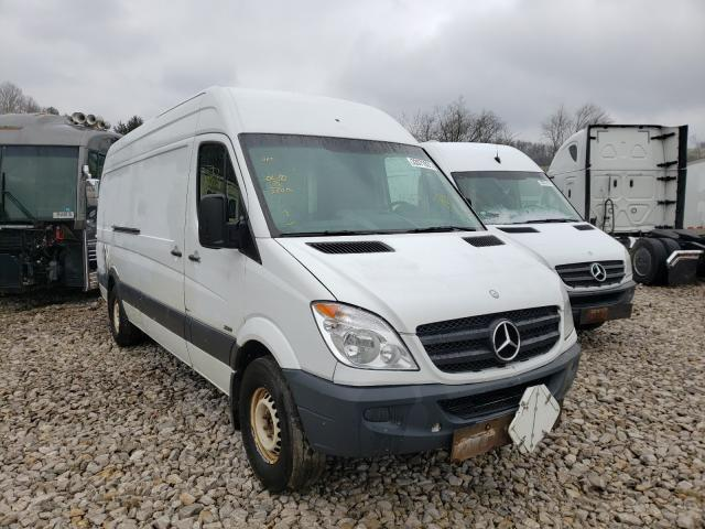 Mercedes-Benz salvage cars for sale: 2012 Mercedes-Benz Sprinter 2