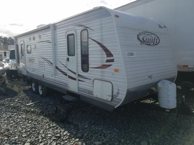 Jayco JAY Flight salvage cars for sale: 2014 Jayco JAY Flight
