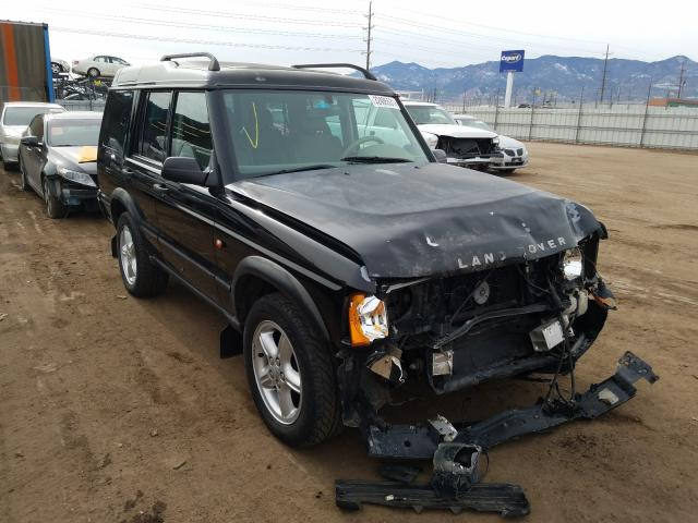 Land Rover Discovery salvage cars for sale: 2001 Land Rover Discovery