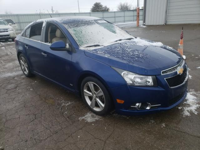 Vehiculos salvage en venta de Copart Lexington, KY: 2012 Chevrolet Cruze LT