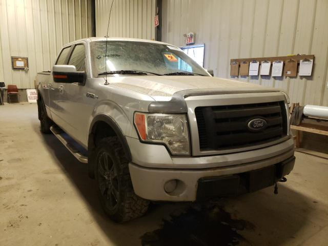 Ford salvage cars for sale: 2010 Ford F150 Super