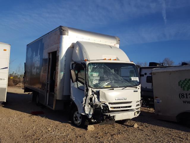 Isuzu Vehiculos salvage en venta: 2020 Isuzu NPR HD