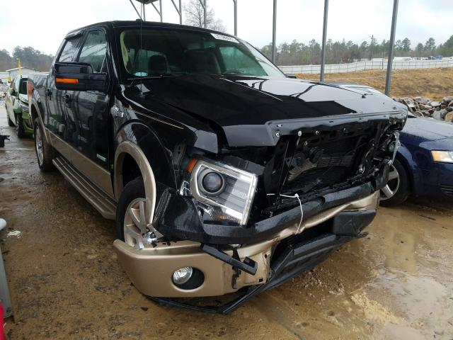 Salvage cars for sale from Copart Gaston, SC: 2013 Ford F150 Super