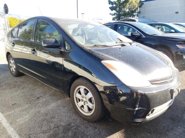 Salvage cars for sale from Copart Rancho Cucamonga, CA: 2005 Toyota Prius