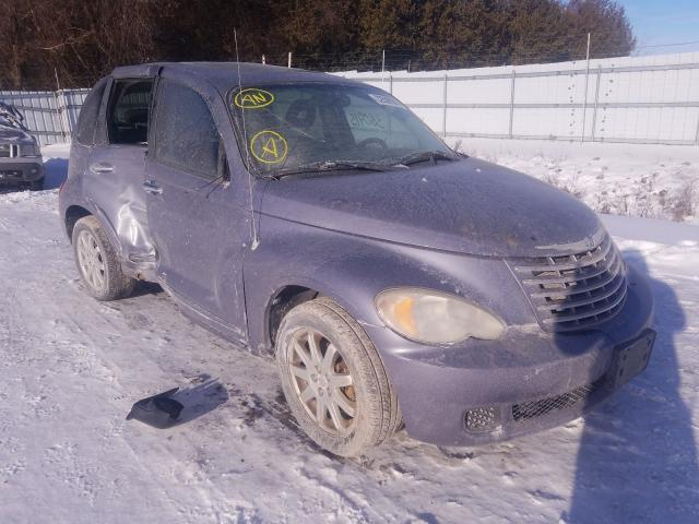 Salvage cars for sale from Copart London, ON: 2007 Chrysler PT Cruiser