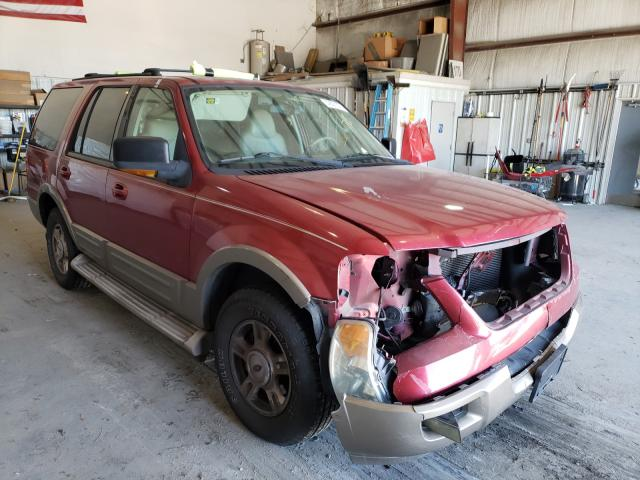 2004 FORD EXPEDITION - Left Front View