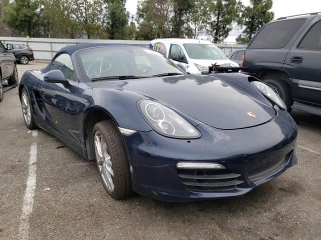 2013 Porsche BOXSTER | Vin: WP0CB2A89DS133258