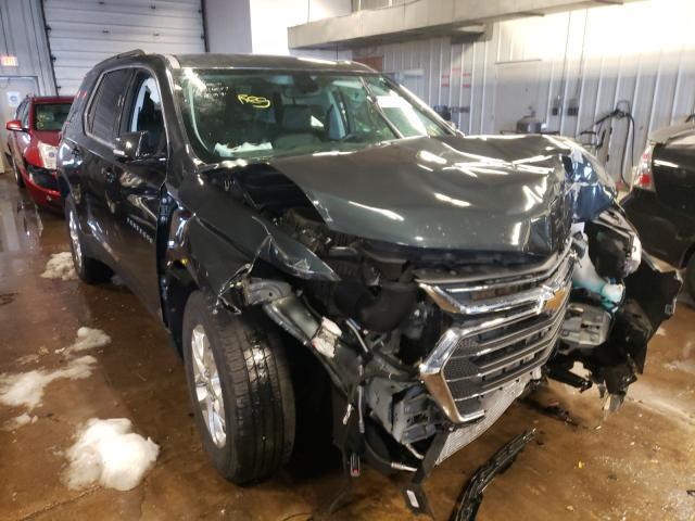 Vehiculos salvage en venta de Copart Cudahy, WI: 2020 Chevrolet Traverse L