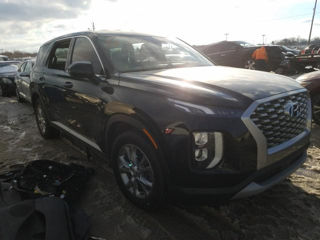 Salvage cars for sale from Copart Indianapolis, IN: 2020 Hyundai Palisade S