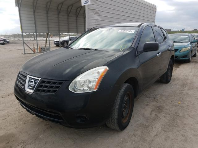 2010 NISSAN ROGUE S JN8AS5MT5AW007898