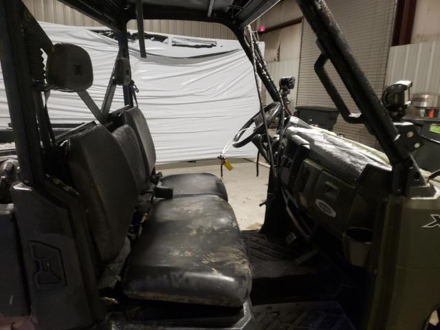 2013 POLARIS RANGER 900 - Left Rear View