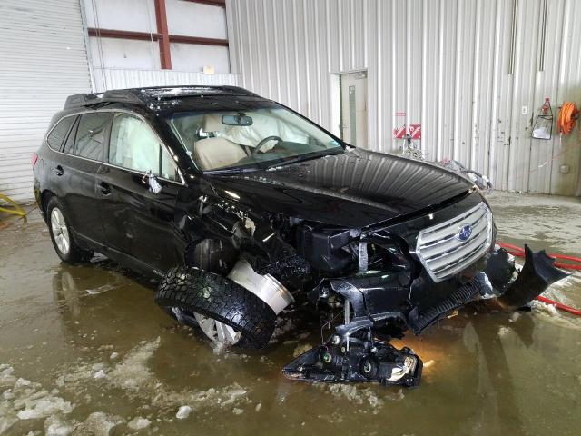 Salvage cars for sale from Copart Albany, NY: 2016 Subaru Outback 2