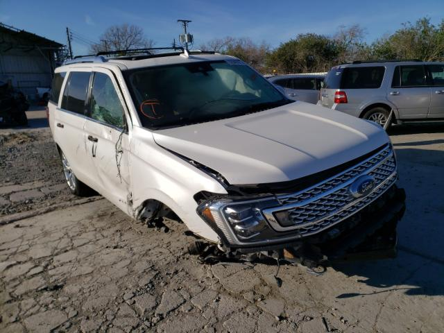 Salvage cars for sale from Copart Corpus Christi, TX: 2018 Ford Expedition