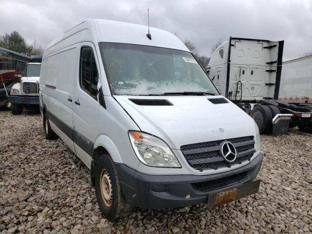 Mercedes-Benz Sprinter 2 Vehiculos salvage en venta: 2011 Mercedes-Benz Sprinter 2