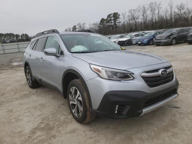 Subaru salvage cars for sale: 2021 Subaru Outback LI