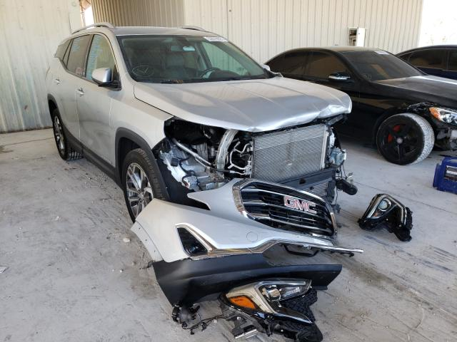 Salvage cars for sale from Copart Homestead, FL: 2019 GMC Terrain SL