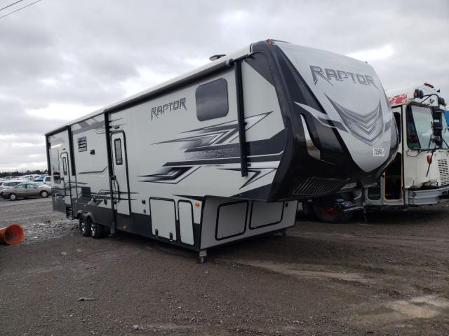 Other 5th Wheel salvage cars for sale: 2018 Other 5th Wheel