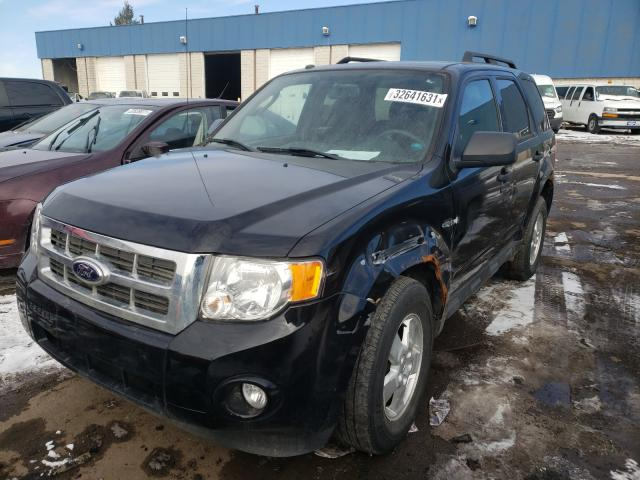 2012 FORD ESCAPE XLT 1FMCU0D72CKA21459