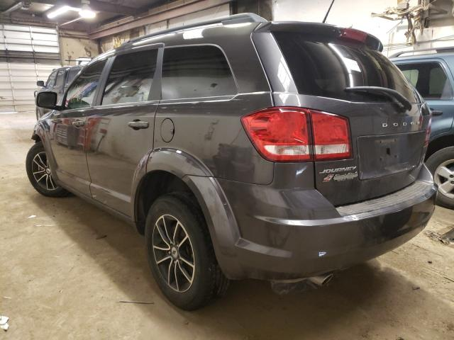 2018 DODGE JOURNEY SE - Right Front View