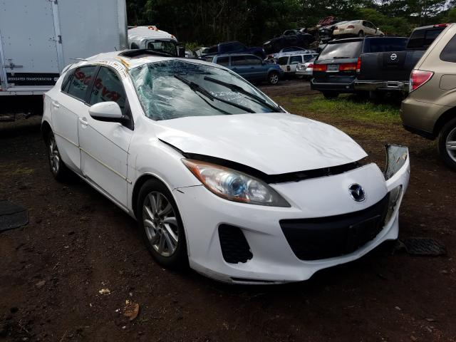 Salvage 2012 MAZDA 3 - Small image. Lot 32086421