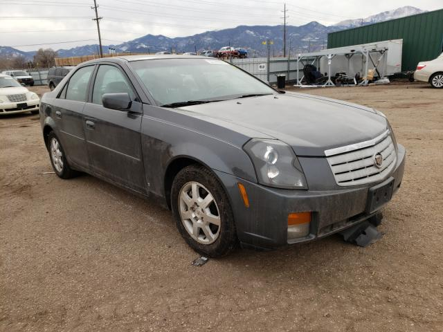 Cadillac salvage cars for sale: 2007 Cadillac CTS HI FEA