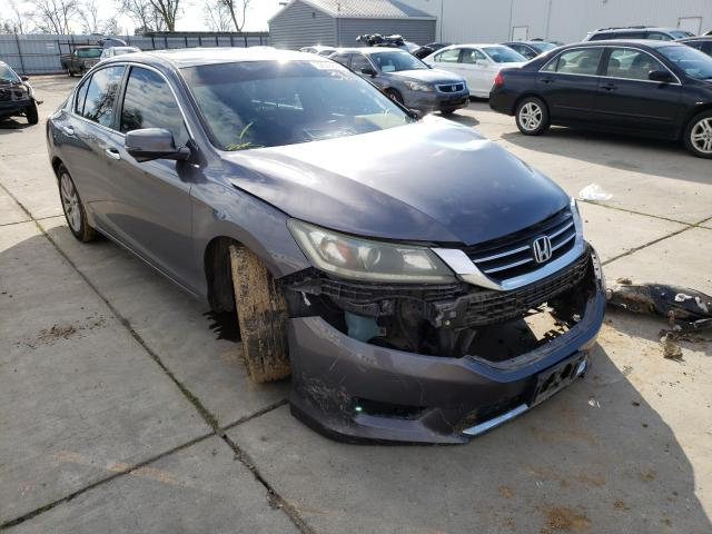 Salvage cars for sale from Copart Sacramento, CA: 2014 Honda Accord EX