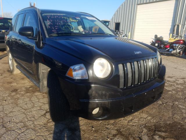 Jeep Compass Vehiculos salvage en venta: 2009 Jeep Compass