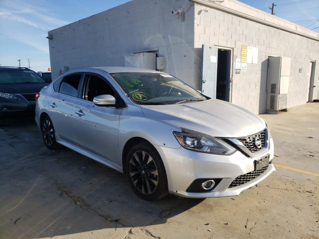 Nissan Sentra S salvage cars for sale: 2016 Nissan Sentra S