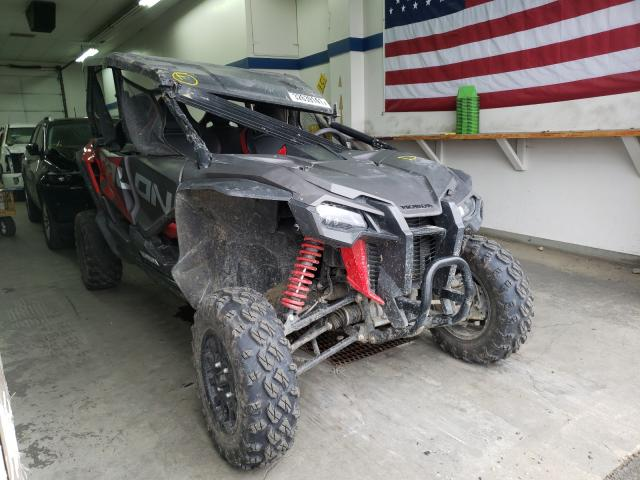 Salvage cars for sale from Copart Pasco, WA: 2020 Honda SXS1000 S4