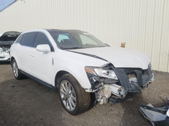 Salvage 2010 LINCOLN MKT - Small image. Lot 32179541