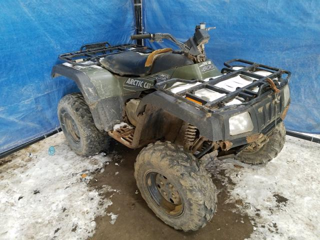Arctic Cat salvage cars for sale: 2003 Arctic Cat 400 4X4