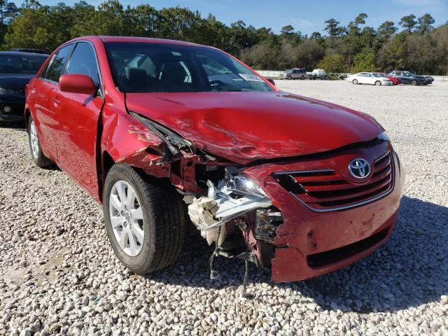 Vehiculos salvage en venta de Copart Houston, TX: 2009 Toyota Camry Base