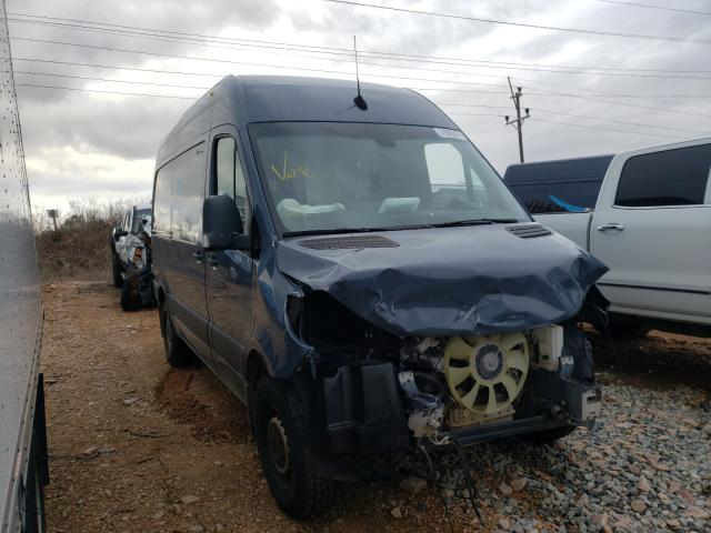Mercedes-Benz Sprinter 2 salvage cars for sale: 2019 Mercedes-Benz Sprinter 2