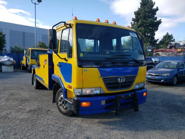 Used 2007 NISSAN DIESEL ALL MODELS - Small image. Lot 32416051