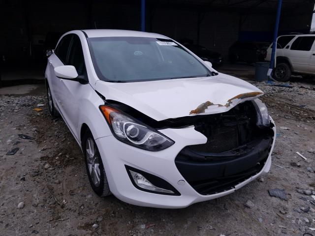 Salvage cars for sale from Copart Cartersville, GA: 2015 Hyundai Elantra GT
