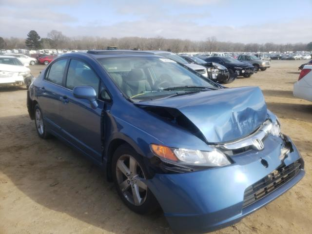 Salvage cars for sale from Copart Conway, AR: 2007 Honda Civic EX