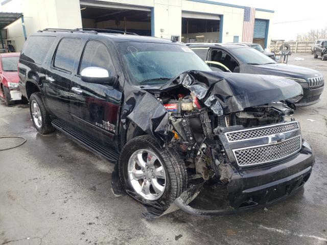 Salvage cars for sale from Copart Anthony, TX: 2010 Chevrolet Suburban C
