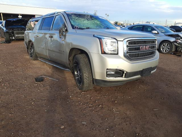 Salvage cars for sale from Copart Phoenix, AZ: 2017 GMC Yukon XL K