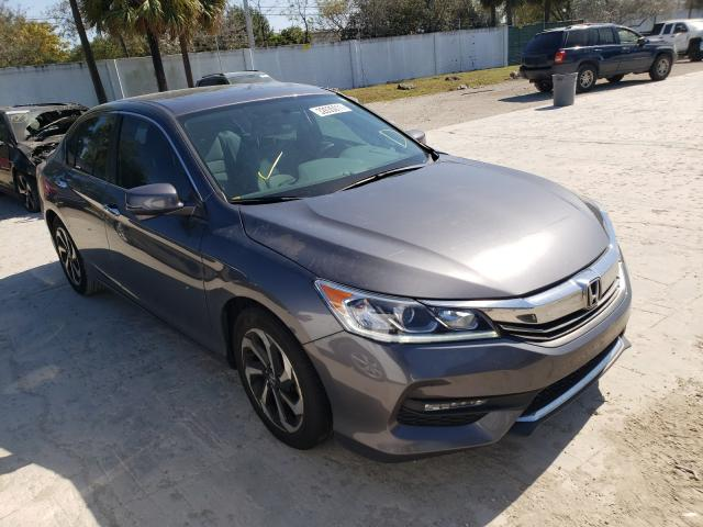 2016 HONDA ACCORD EX 1HGCR2F75GA244400