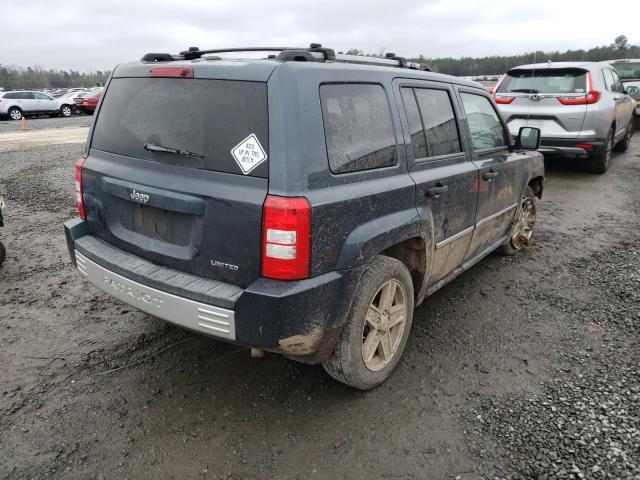 2008 JEEP PATRIOT LI - Right Rear View
