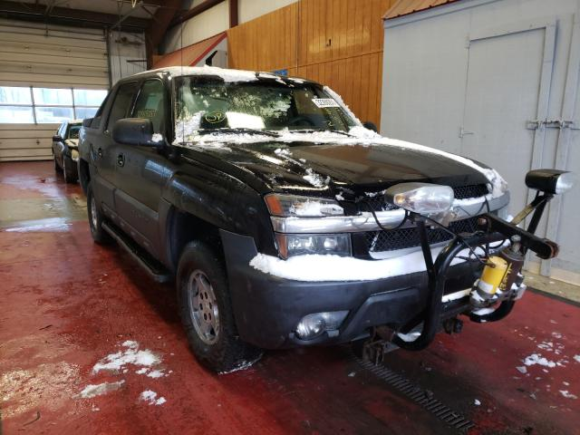 Salvage cars for sale from Copart Angola, NY: 2004 Chevrolet Avalanche