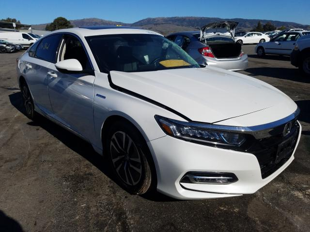 2020 Honda Accord Hybrid for sale in San Martin, CA