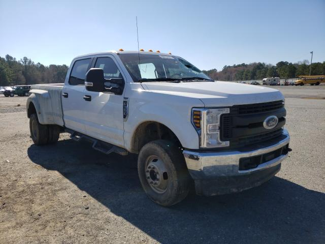 Ford F350 salvage cars for sale: 2019 Ford F350