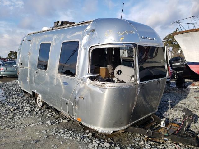 Airstream salvage cars for sale: 2010 Airstream Travel Trailer