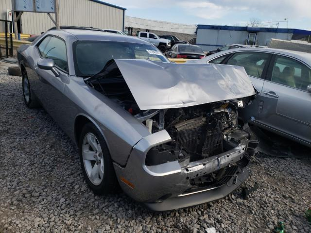 Salvage cars for sale from Copart Hueytown, AL: 2014 Dodge Challenger