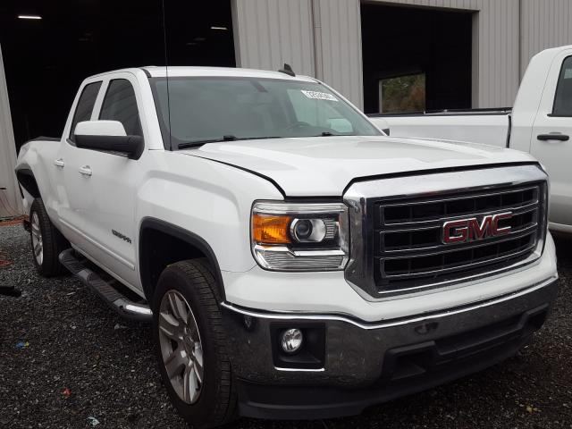 Salvage cars for sale from Copart Jacksonville, FL: 2015 GMC Sierra C15