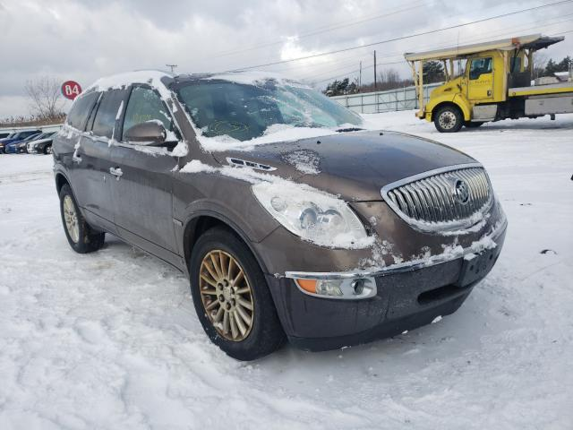 Salvage 2010 BUICK ENCLAVE - Small image. Lot 31016301