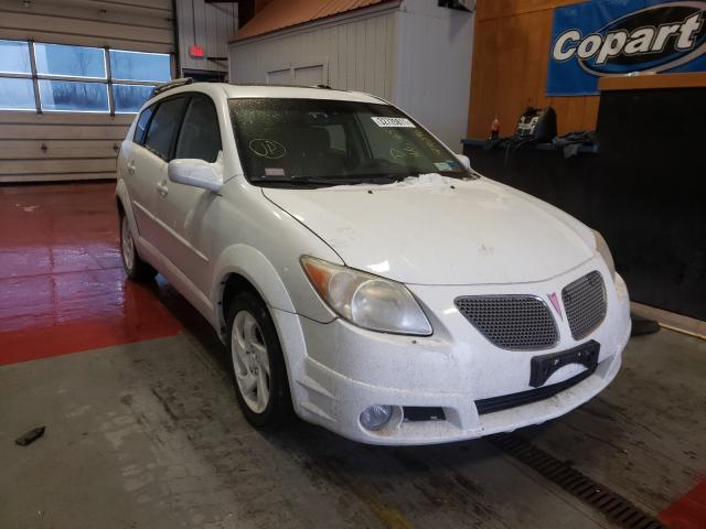 Salvage cars for sale from Copart Angola, NY: 2005 Pontiac Vibe